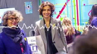"""Audrey Azoulay lit un extrait de """"Petit Pays"""" de Gaël Faye"""