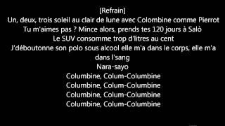 Lujipeka (Columbine) - Polo (Paroles)