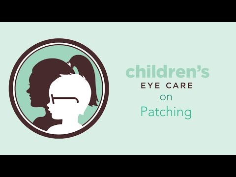 Children's Eye Care I Patching
