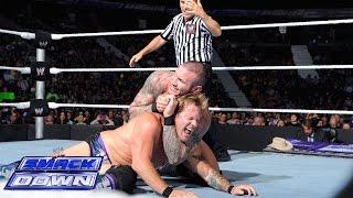 Chris Jericho vs. Randy Orton: SmackDown, July 11, 2014