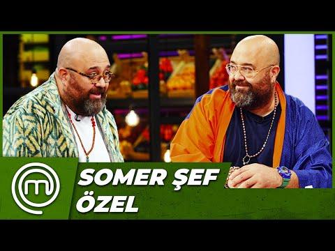 Somer Şef'in En Özel Anları | MasterChef Türkiye