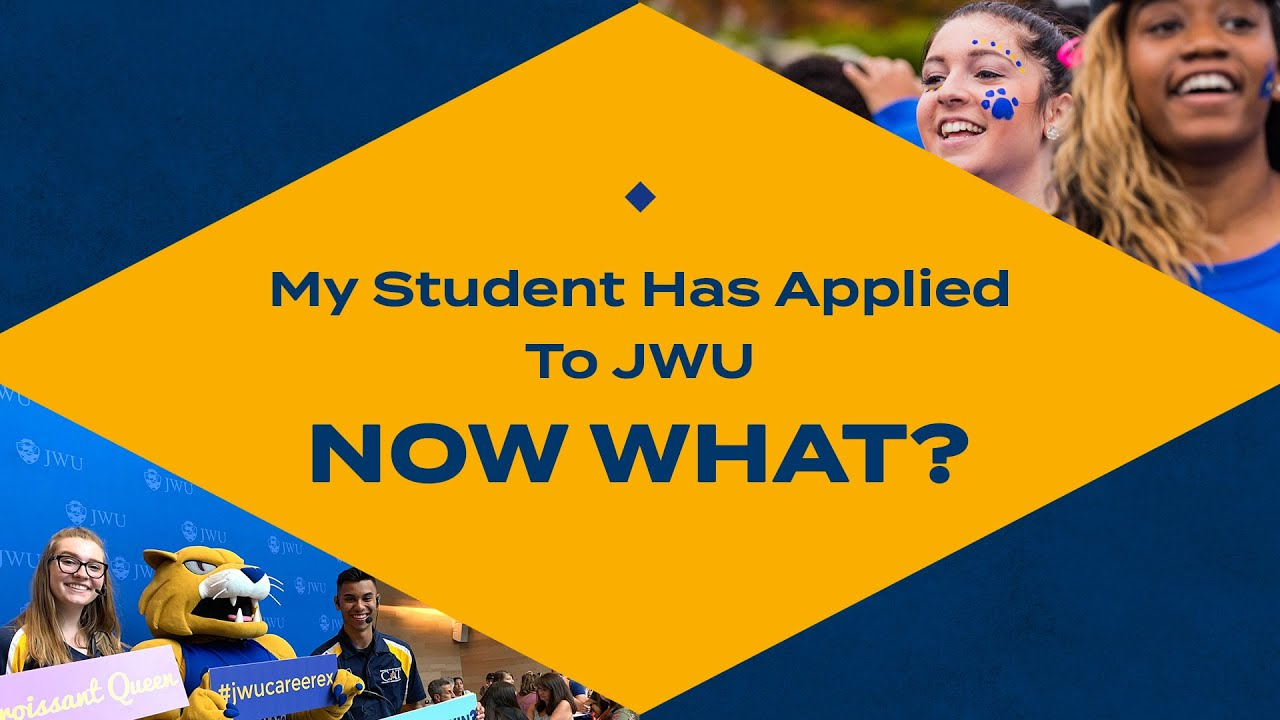 My Student Has Applied: Now What? thumbnail