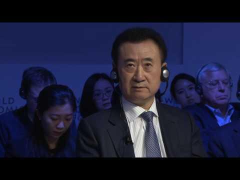 Davos 2017 - An Insight, An Idea with Wang Jianlin