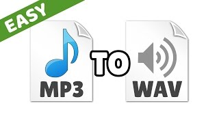 How to Convert MP3 to WAV