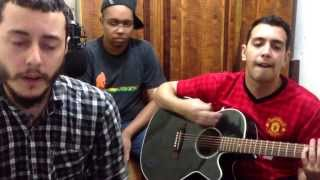 """Bruno Mars - """"Locked out of heaven"""" - cover"""