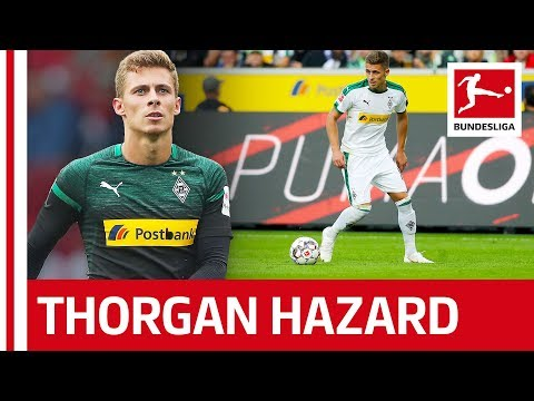 Video: Thorgan Hazard The Difference Maker - Mönchengladbach's Magician