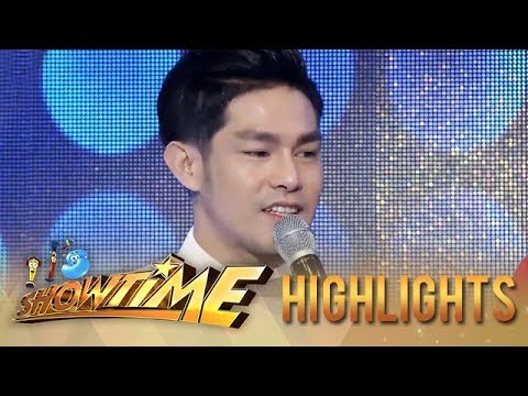 Ion reveals his and Vice's endearment | It's Showtime KapareWho
