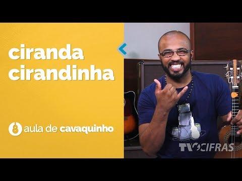 TV Cifras - Ciranda Cirandinha