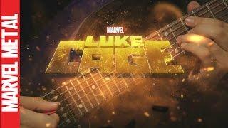 Luke Cage Intro Metal