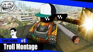 Tanki online - TROLL MONTAGE #1 By Deadly