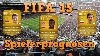 FIFA 15 Spielerprognosen #2 - feat James Rodriguez, Bale etc.