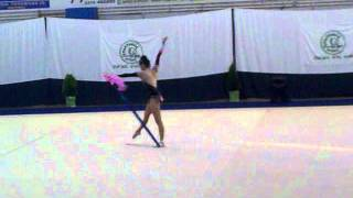"Mihaela Metallidou - Ribbon ""EMERAlLDS CUP"""