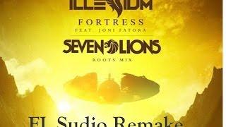 FL Studio Remake Illenium-Fortress(Seven Lions Remix)