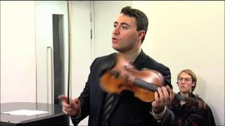 Vengerov On Passion In Sibelius's Violin Concerto In D Minor