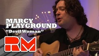 """Marcy Playground - """"Devil Woman"""" (RMTV Official) Acoustic Sessions"""