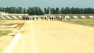 100 mtr race in school  games Jonal