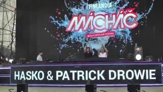 V.O.D.K.A. track played on Machac festival 2016