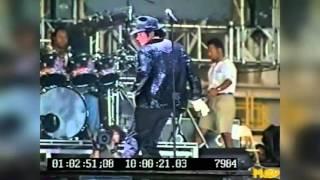 Michael Jackson- Billie Jean- Rehearsal- History Tour