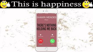 There's Nothing Holding Me Back  Ringtone - Shawn Mendes
