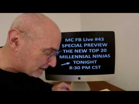 7 - Michael Cole Daily VIP - Facebook Live #43 PREVIEW