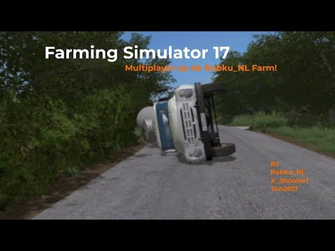 Farming Simulator 17 Livestream 17102017