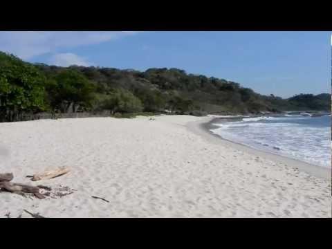 Playa Playones/Majagual Beach Nicaragua (North side of Maderas)