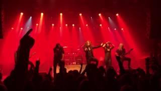 Amaranthe - The Nexus - LIVE The Circus 04/2017, Helsinki Finland