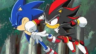 Shadow vs Sonic-Awake and Alive