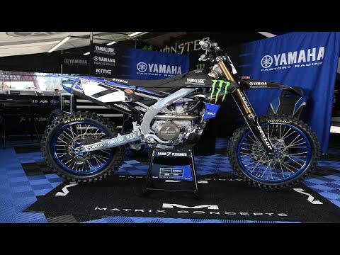 Factory Flyers | Aaron Plessinger's Monster Energy Yamaha Factory Racing YZ450F
