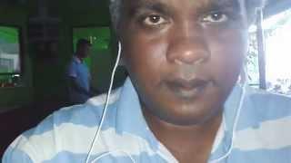 Video selfie...Having coffee in STELCO Canteen