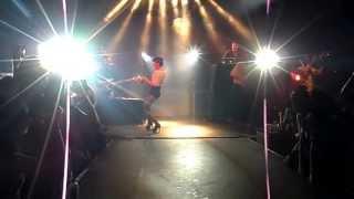 Parov Stelar - Booty Swing, live in Thessaloniki @ Fix Opaen Air 23/05/13 HP 720p