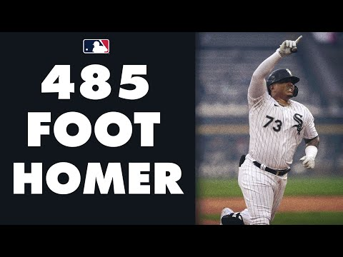 TAPE-MEASURE HOMER! Yermín Mercedes CRUSHES 485-foot dinger!