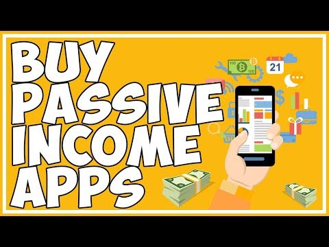 Make Money Buying and Selling Apps! (Make Money Online)