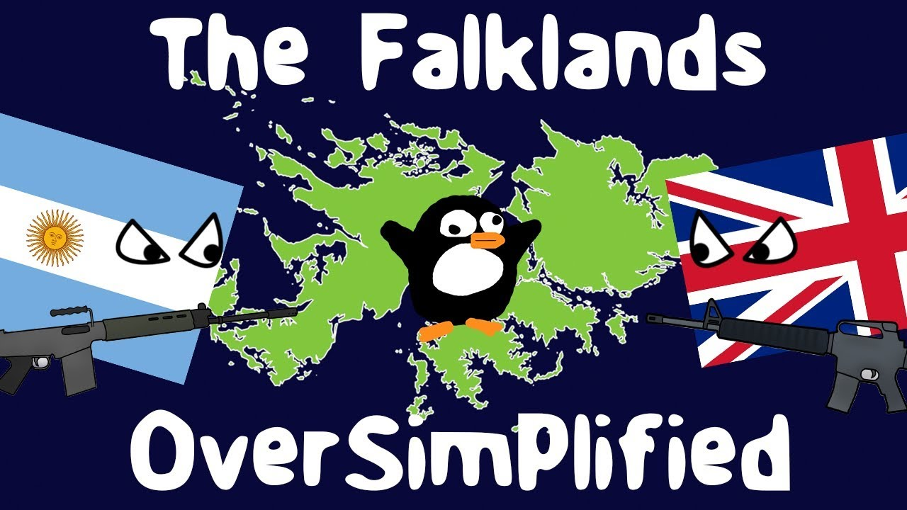 The Falklands War 1982 – Oversimplified