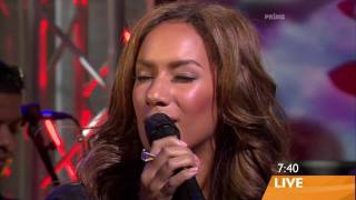[1080p] Leona Lewis - Bleeding Love (Sunrise 30.04.2008) HD