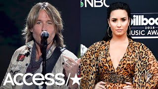 Keith Urban Offers Advice To Demi Lovato Following Her Apparent Overdose | Access