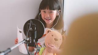 Lavender's Blue Dilly Dilly - cover by itim at 6 years old
