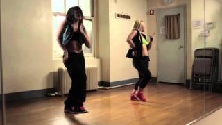 "Ciara feat. Ludacris - ""Ride"" - Dance Routine"