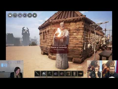 Conan Exiles dev stream - Update 26: Placeables, traps and ghosts