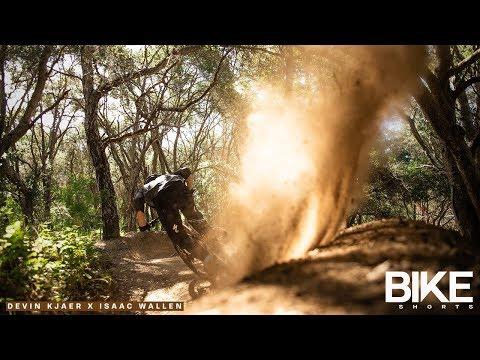 Devin Kjaer Pulling G's - BikeMag Short