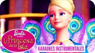 Debo Saber (Versión Pop) | Karaoke Instrumental | Barbie™ como La Princesa de la Isla