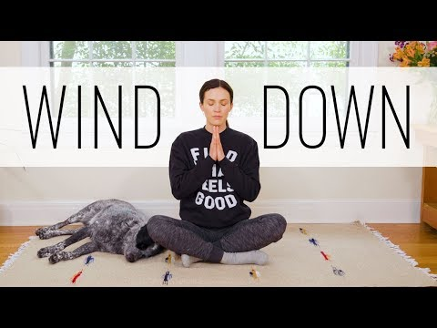 Wind Down Yoga   -  12 Minute Bedtime Yoga Sequence   -  Yoga With Adriene