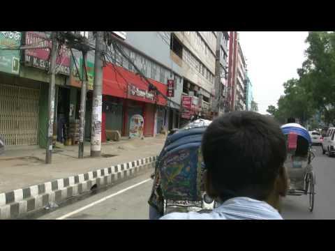 アキーラさん市内散策33!バングラデシュ・ダッカ!Dahka,Bangladesh