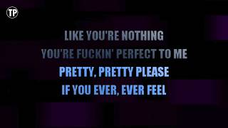 F***n' Perfect - Pink | Karaoke LYRICS