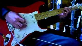 ギターカバー(KISS ME-氷室京介)