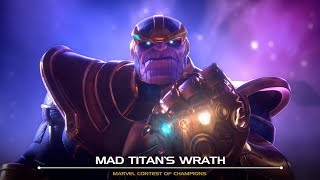 Mad Titan's Wrath   Marvel Contest of Champions width=