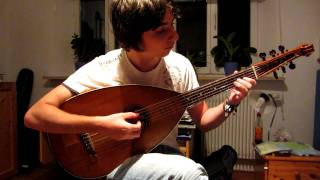 Stairway to Heaven - Cover on Lute