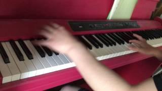 「シズメシズメ」MI作戦ボス曲を弾いてみた【ピアノ】