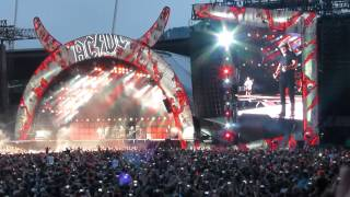 """AC/DC - T.N.T. - live in Zurich 5.6.15 """"Rock or Bust""""-World Tour 2015"""