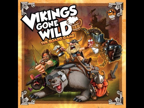 Reseña Vikings Gone Wild